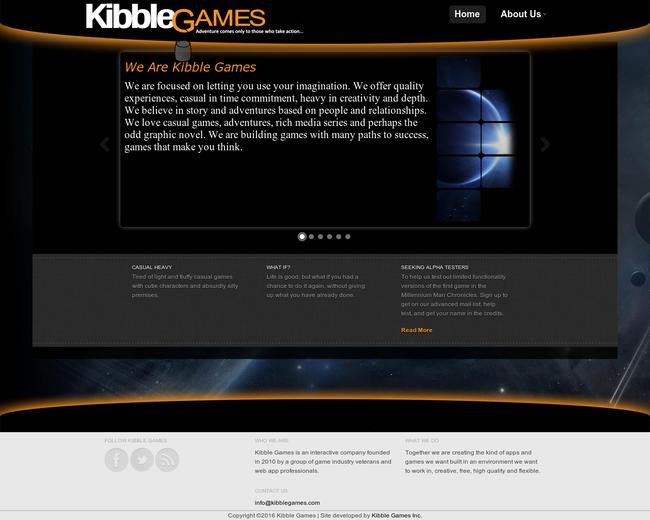 Kibble Games