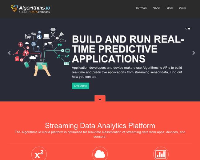Algorithms.io