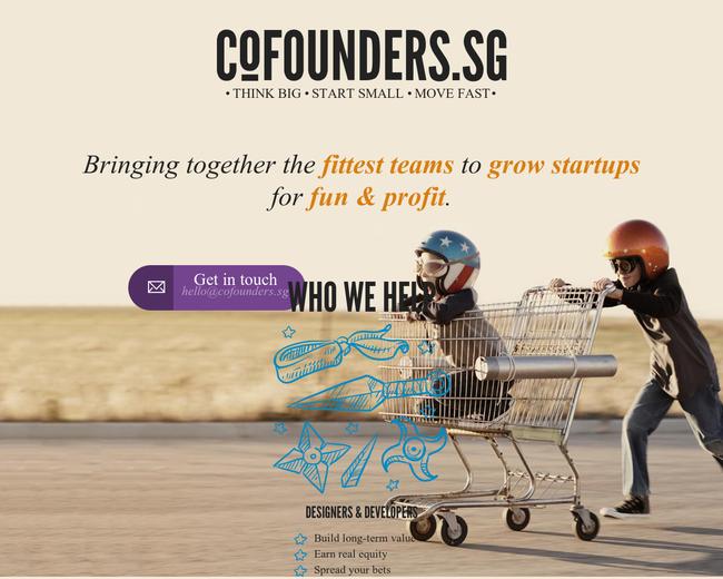 Cofounders.sg