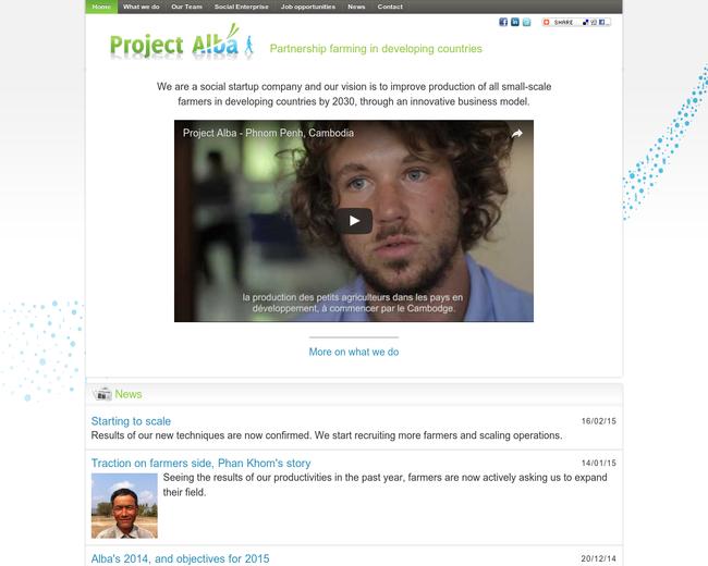 Project Alba