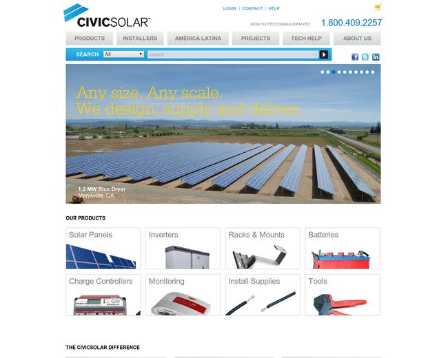 CivicSolar