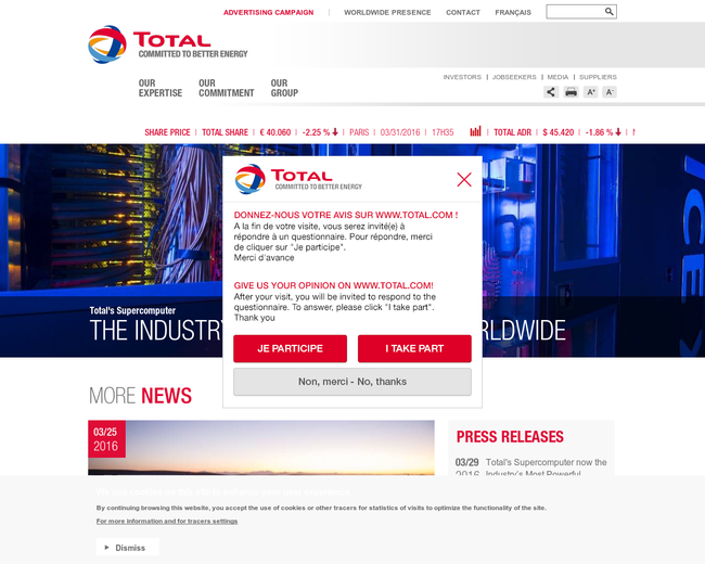 PT.Total Oil Indonesia
