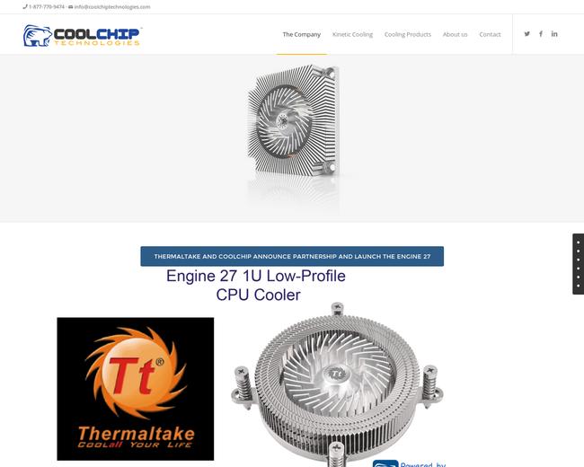 CoolChip Technologies