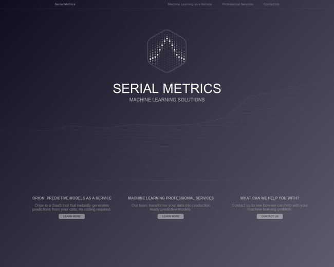 Serial Metrics