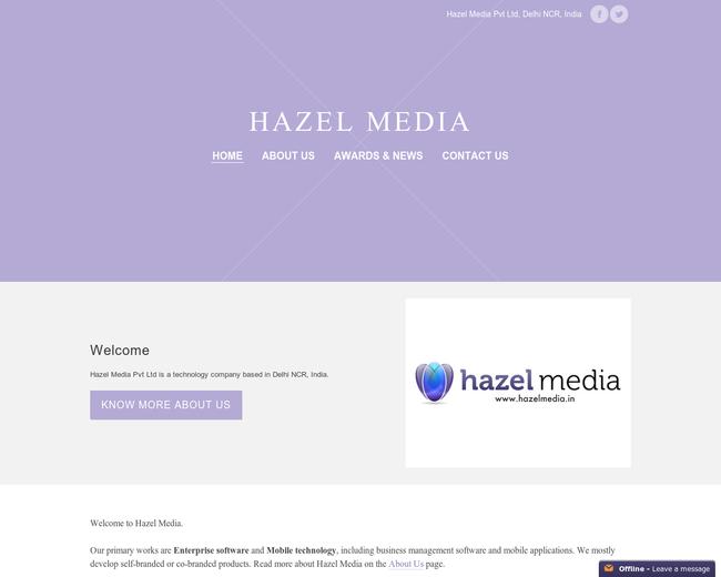 Hazel Media