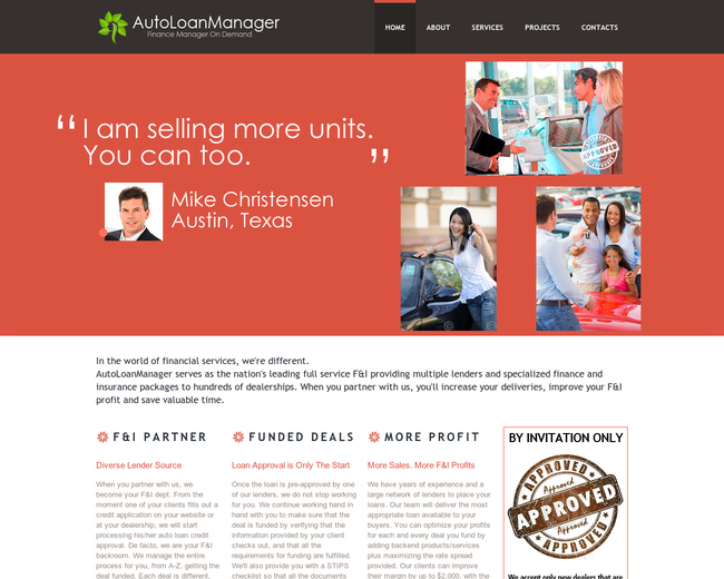 Auto Loan Manager