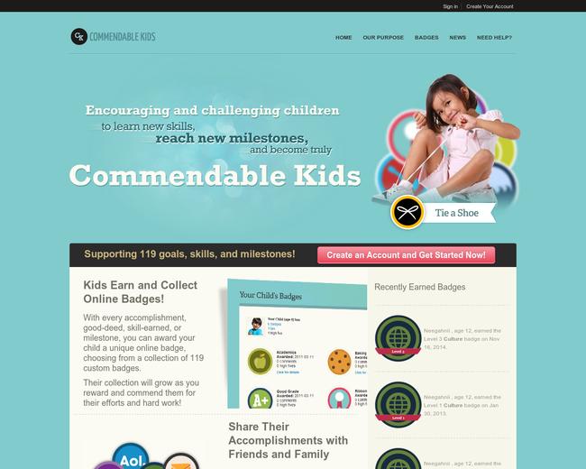 Commendable Kids