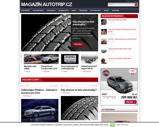 Magazín Autotrip.cz