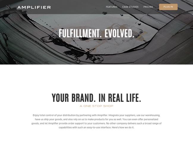 Amplifier®