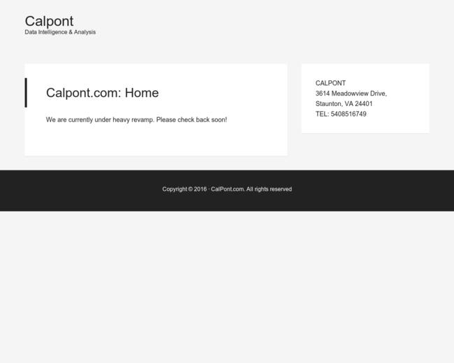 Calpont