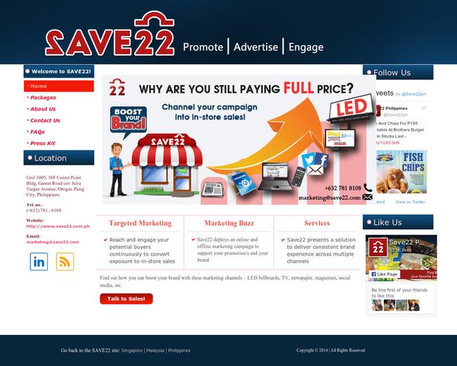 Save22