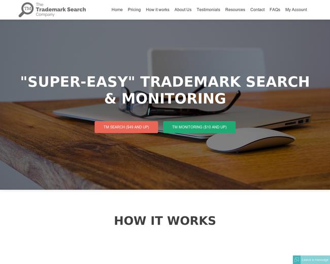 The Trademark Search Company