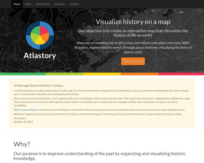 Atlastory