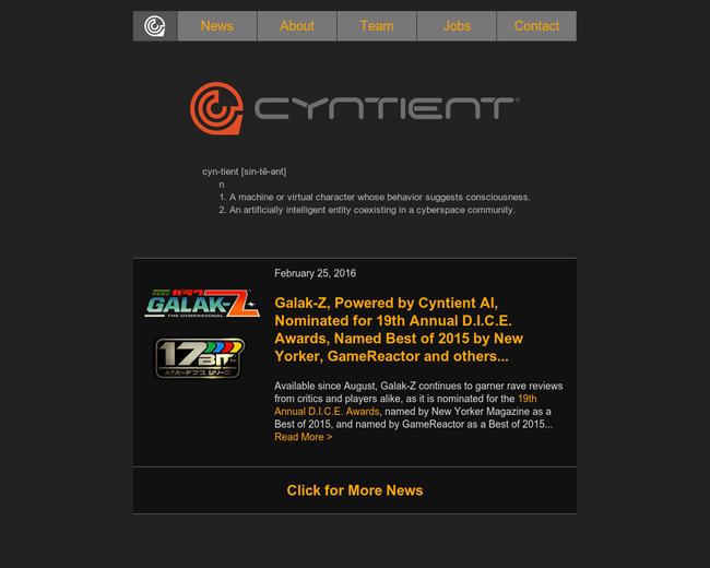 Cyntient