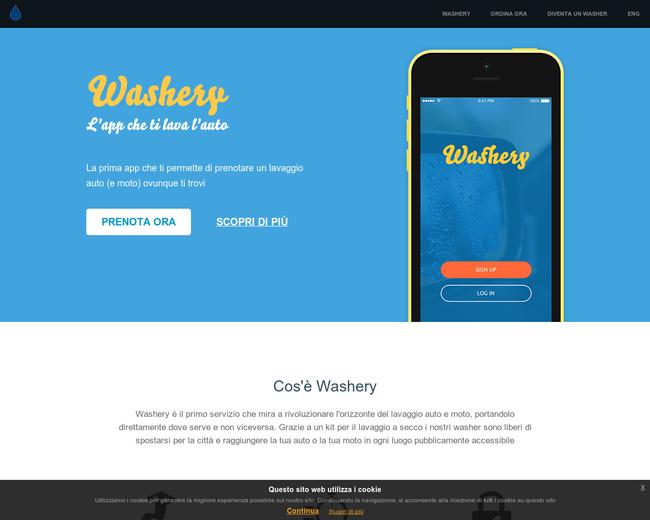 Washery