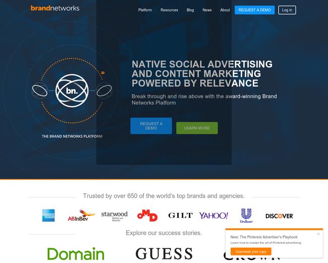 Brand Networks