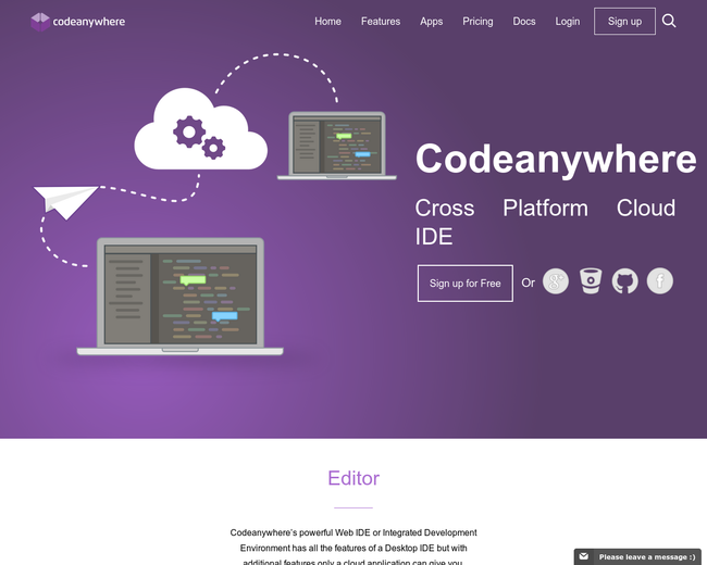 Codeanywhere