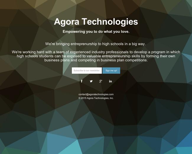 Agora Technologies