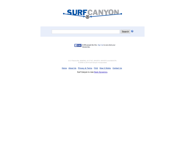 Surf Canyon