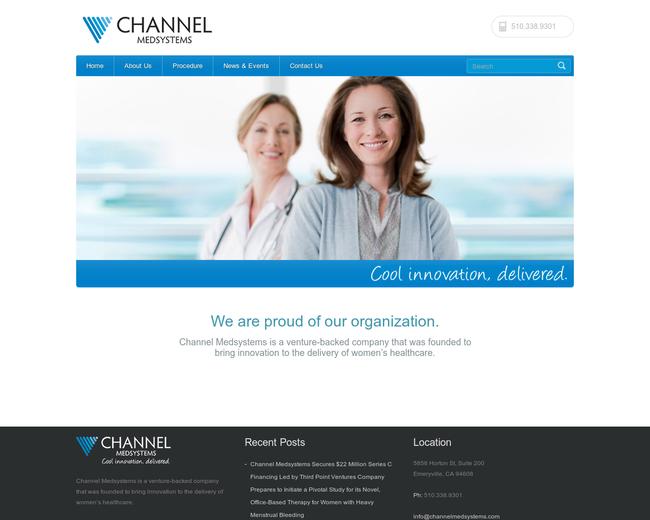 Channel Medsystems