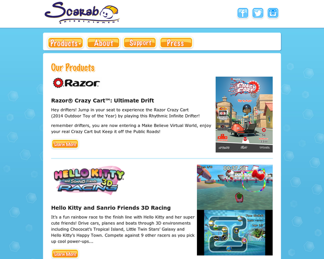 Scarab Entertainment