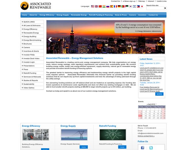 Associated Renewable