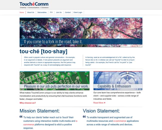 ToucheComm