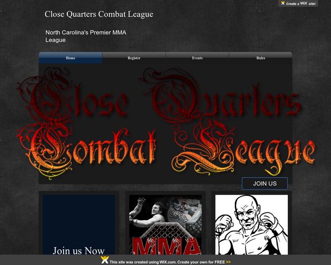 Close Quarters Combat League