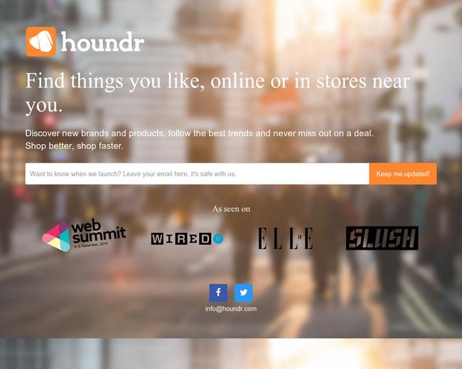 Houndr