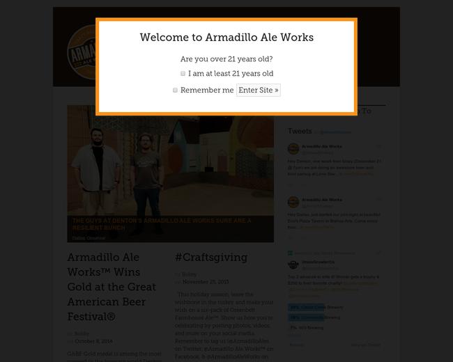 Armadillo Brewing Company