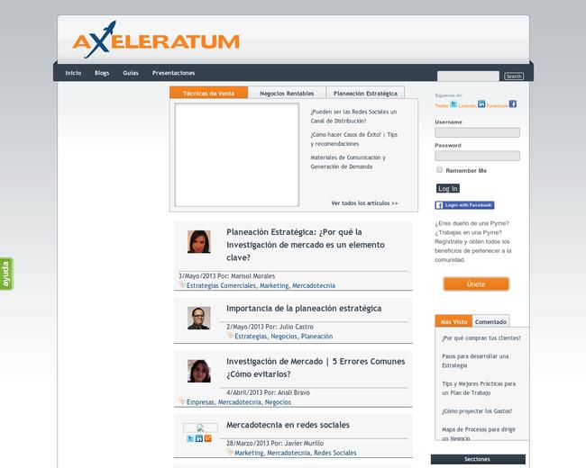 Axeleratum