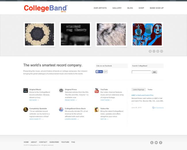 CollegeBand
