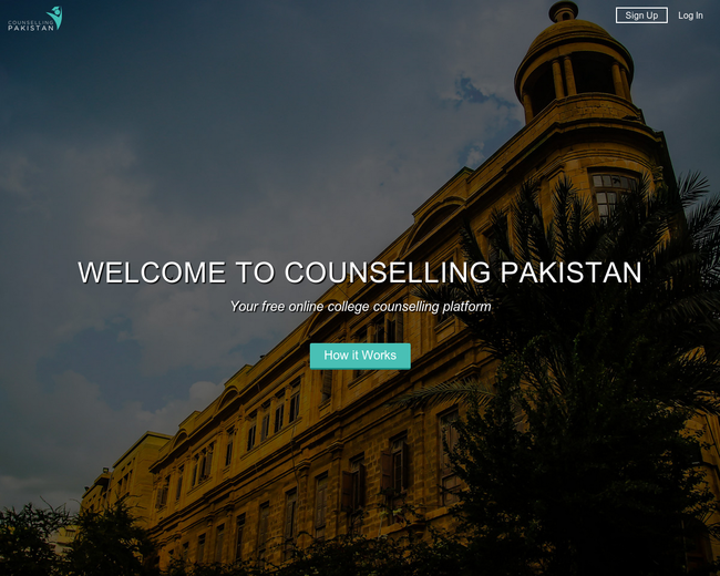 Counselling Pakistan