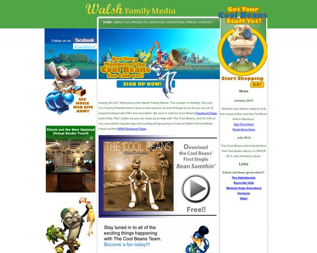 Walsh Family Media