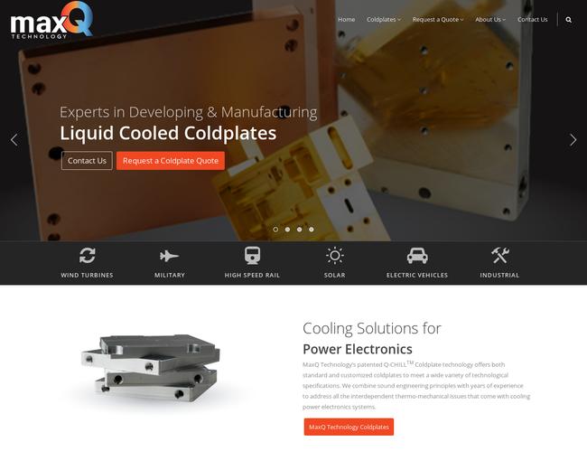 MaxQ Technology