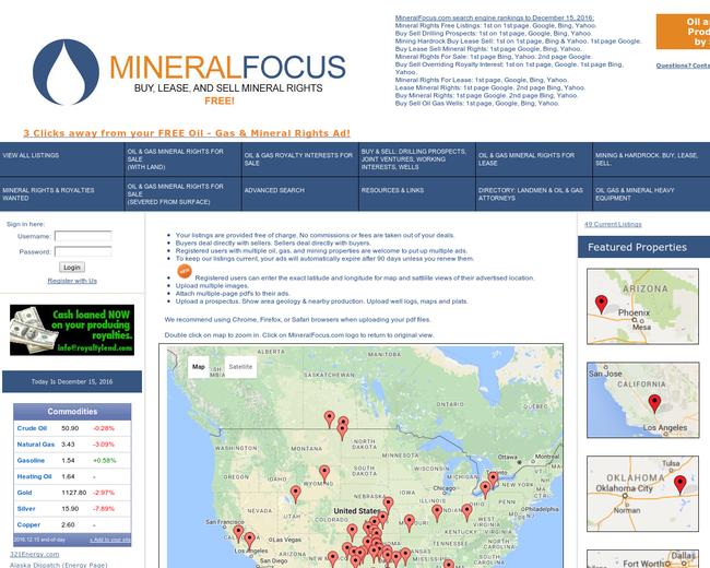 MineralFocus