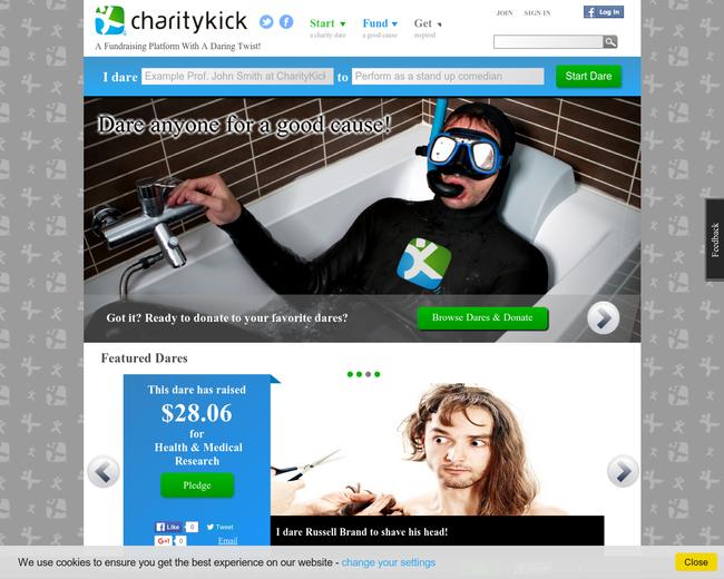 CharityKick