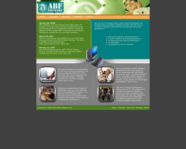 ABF software