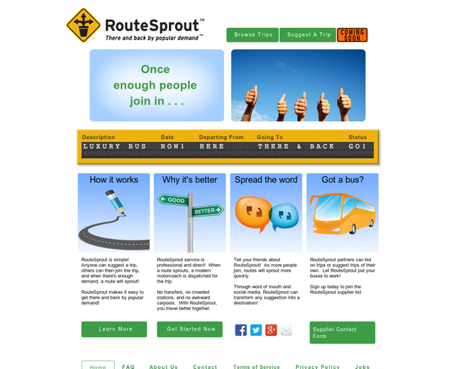 RouteSprout
