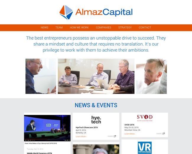 Almaz Capital