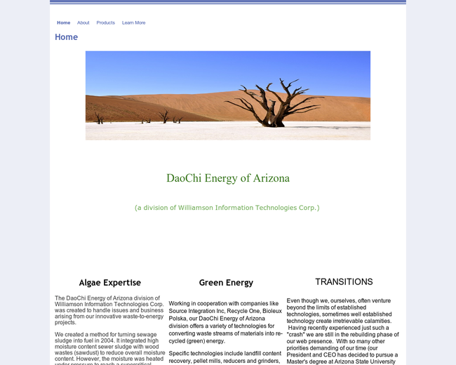 DaoChi Energy of Arizona