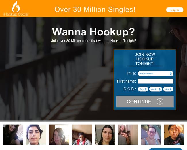 iHookup Social