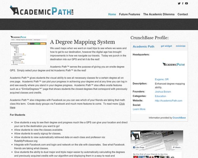 Academic Path