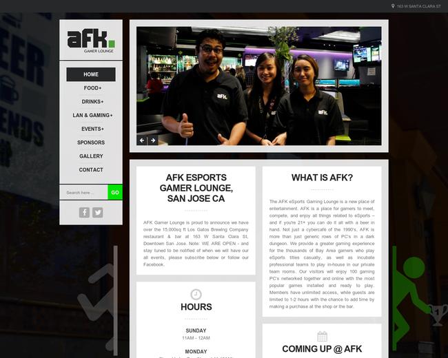 AFK Gamer Lounge
