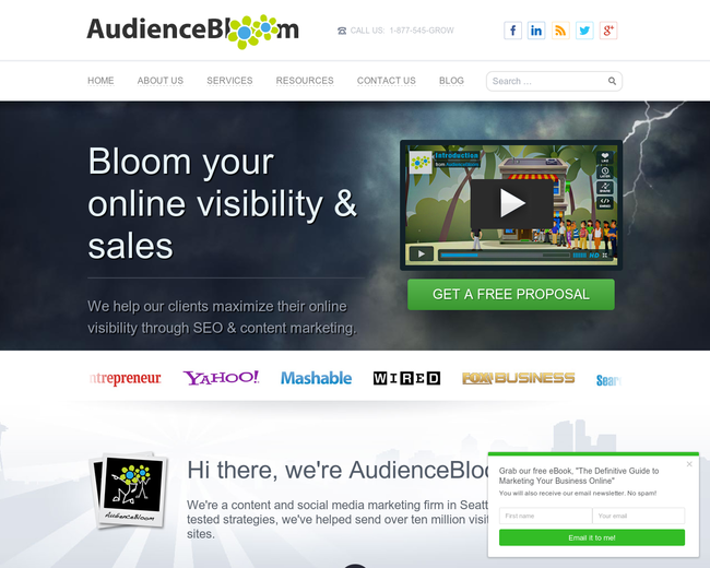 AudienceBloom