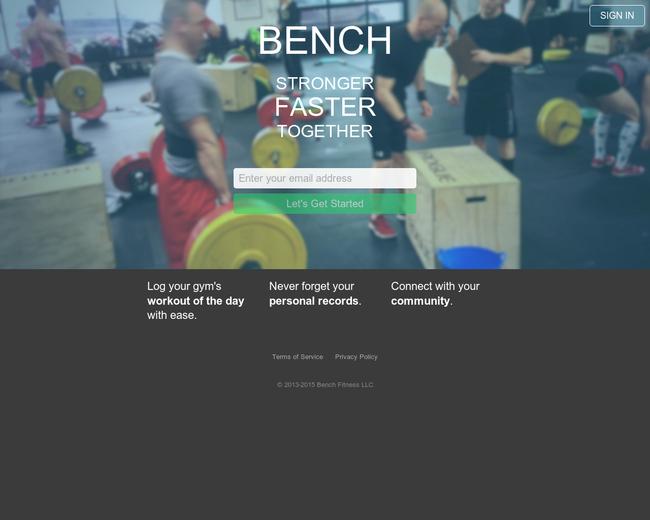 Bench Fitness