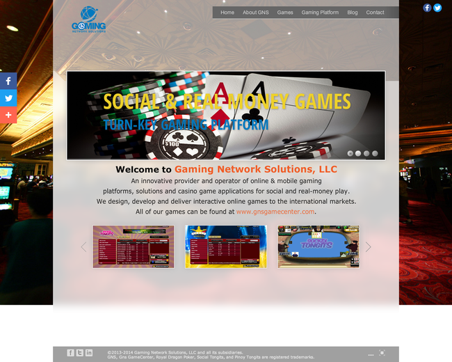 Gaming Network Solutions