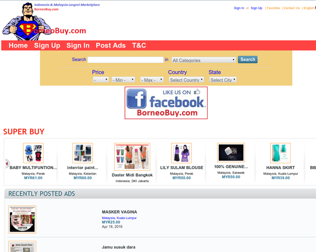 BorneoBuy.com