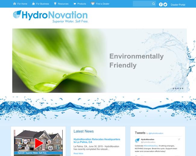 HydroNovation