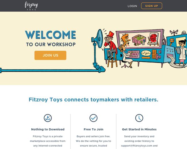 Fitzroy Toys